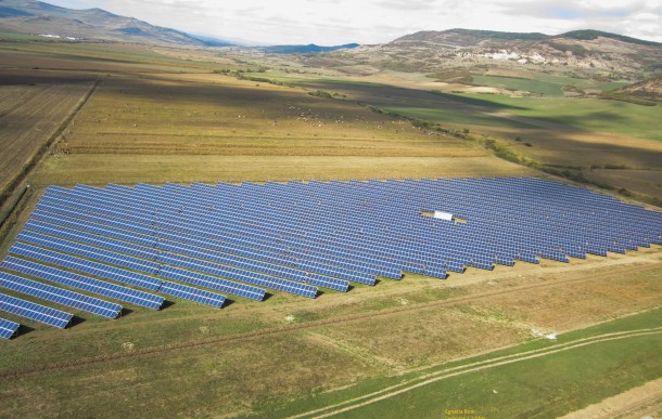 Parc solar Lechinta 1 (1,7 MW)