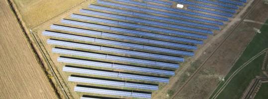 Contractorul EPC Egnatia Romania a finalizat lucrarile la parcul fotovoltaic de 1,7 MW al  companiei Casa de Investitii ALIANTA