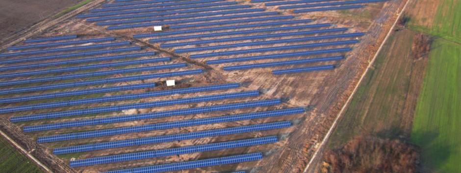 Parc solar Colibasi (6 MW)