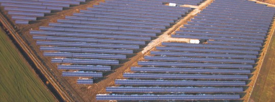 EPC contractor Egnatia Romania has recently completed photovoltaic parks totaling 10 MW