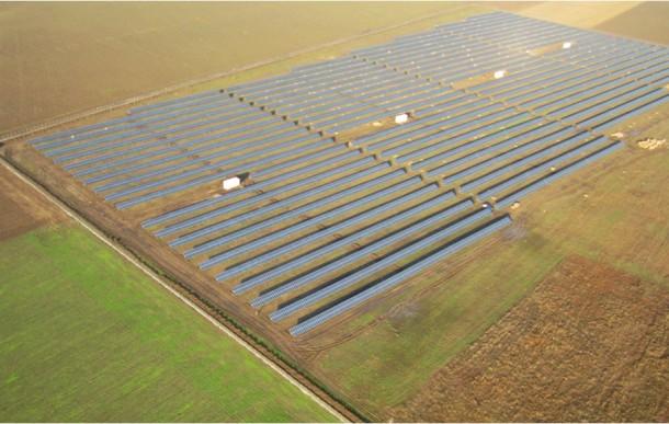 Parc solar Stanesti (5,5 MW)