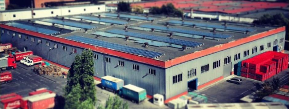 Parc solar Titan Solar (564 kW)