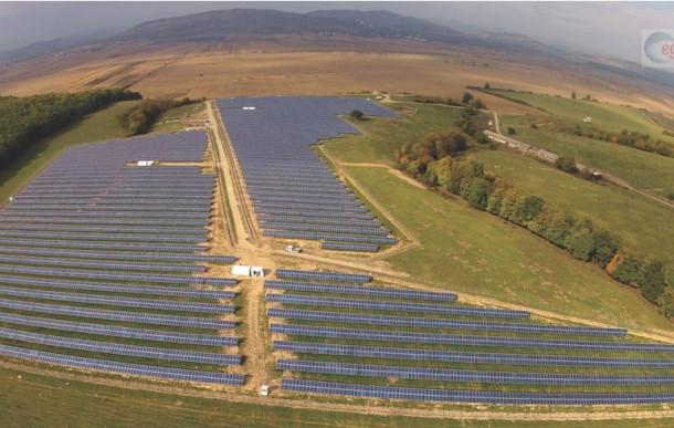 Parc solar Baltesti (5 MW)