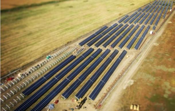Parc solar Slobozia (2 MW)