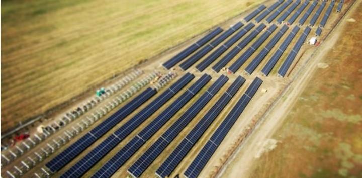 Parc solar Slobozia (2MW)